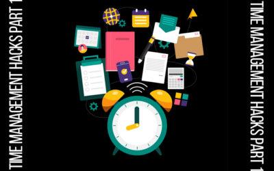 Kari's Time Management Hacks Part 1