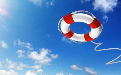 Uncharted waters- here's a life preserver